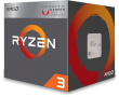Ryzen 3 2200GE 3.2GHz 35W 4C/4T AM4 APU with Radeon Vega 8 Graphics