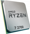 AMD Ryzen 7 2700 3.2GHz 65W 8C/16T 16MB Cache AM4 CPU