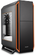 Silent Base 800 Orange Chassis with Window, BGW01