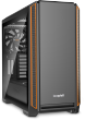 Silent Base 601 Windowed Orange Midi PC Case, BGW25