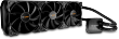 Silent Loop 360mm AIO CPU Water Cooler, BW004