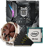 Intel 8th Gen Bundles
