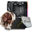 AMD CPU and mini-ITX Motherboard Bundle
