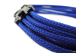 Blue Braided 8-pin EPS Extension