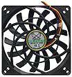 Scythe Kaze Jyu SLIM 100mm 2000RPM Case/HDD Fan