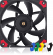 NF-A9x14 HS PWM chromax.black.swap 12V 2500RPM 92x14mm Fan