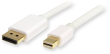 DisplayPort to Mini DP 3m Cable with Locking Connector