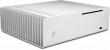 FC9OD ALPHA Silver Full Aluminium Fanless Chassis