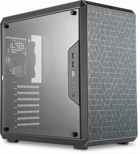 The Quiet PC Nofan A850i Silent PC