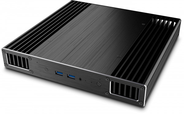 The UltraNUC Pro 8 Fanless