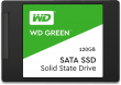 WD Green 120GB 2.5in SSD, WDS120G2G0A